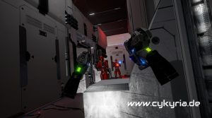 VR Shooter Guns Cyberith Virtualizer Arcade Edition