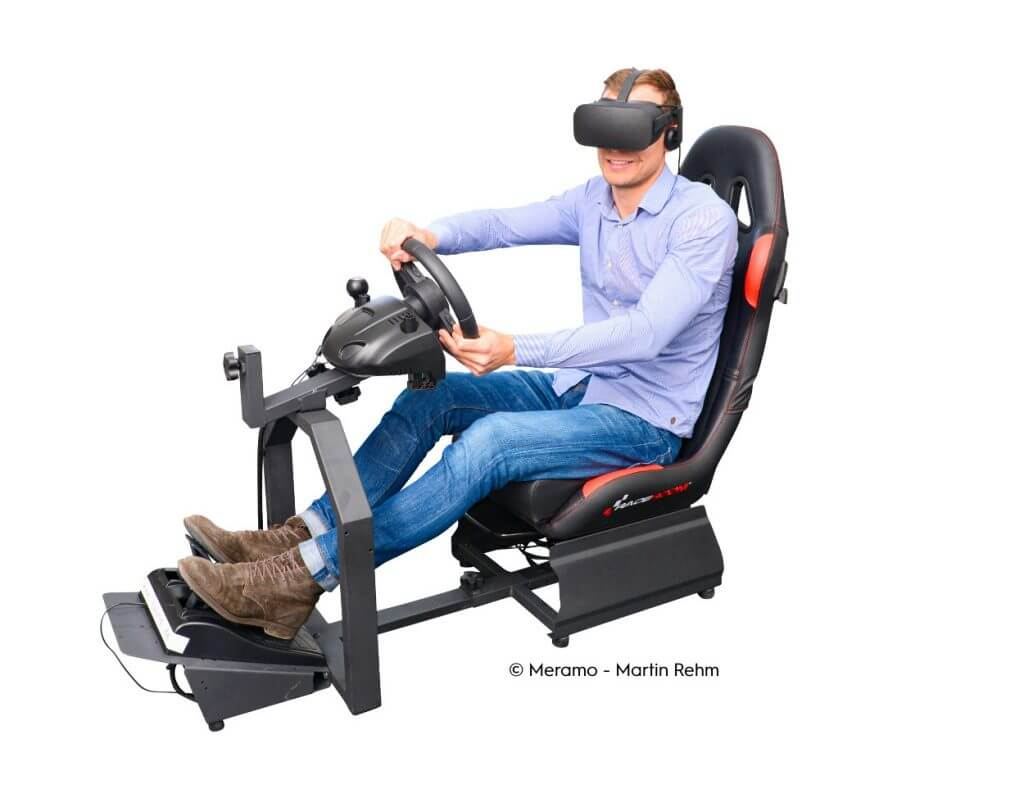 Cykyria Branded VR Racing