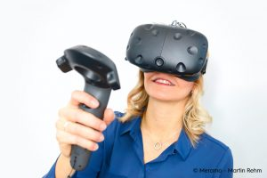 Cykyria HTC Vive Roomscale