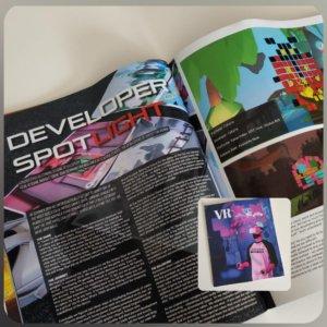 Cykyria im VR Trend Magazine